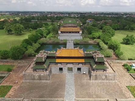 Những điểm đến trong Kinh thành Huế