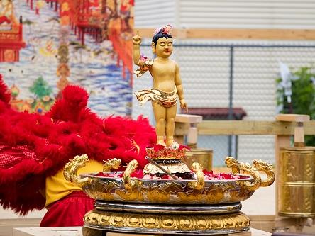 Đại lễ Phật Đản ở đất nước Trung Quốc