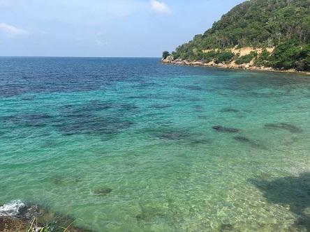 Vẻ đẹp của quần đảo Thổ Chu