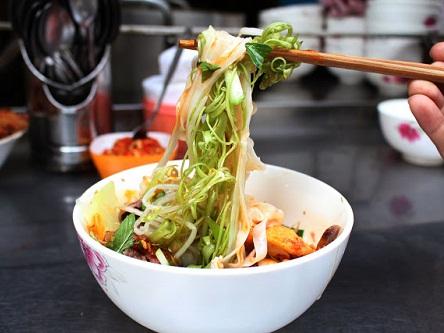 Top 5 món ăn được yêu thích nhất ở Lào Cai