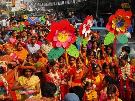 Lễ hội tại Bangladesh