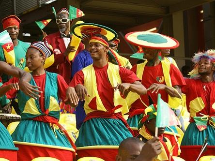 Cameroon, những sắc màu lễ hội