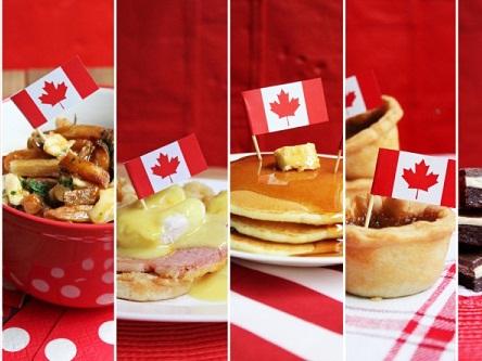 Ẩm thực nổi tiếng tại Canada