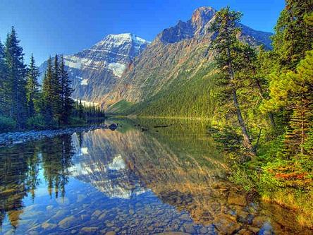 Những địa điểm du lịch nổi tiếng của Canada