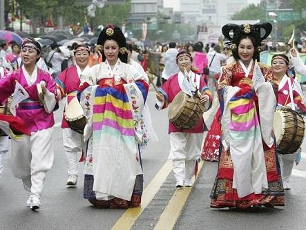 Những lễ hội truyền thống của Hàn Quốc