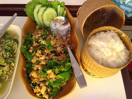 Văn hóa ẩm thực của Lào