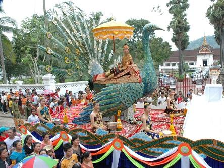 Lào và các lễ hội văn hóa truyền thống