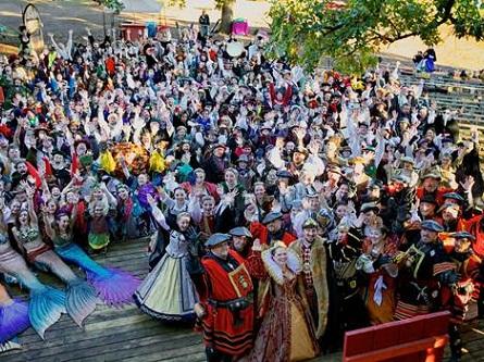 Những lễ hội tại Hoa Kỳ