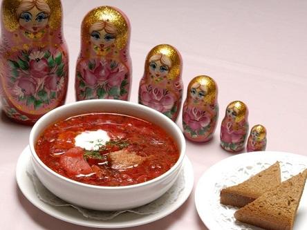 Ẩm thực nước Nga