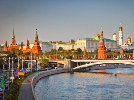 Các địa điểm du lịch tại Nga