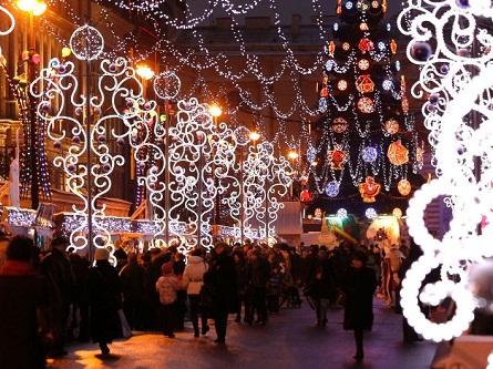 Lễ hội ở nước Nga