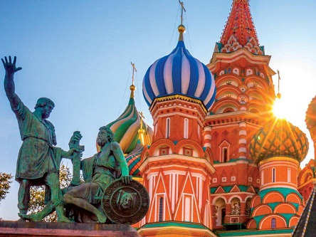 Làm visa Nga tại Hà Nội, Hồ Chí Minh, Đà Nẵng uy tín, chuyên nghiệp