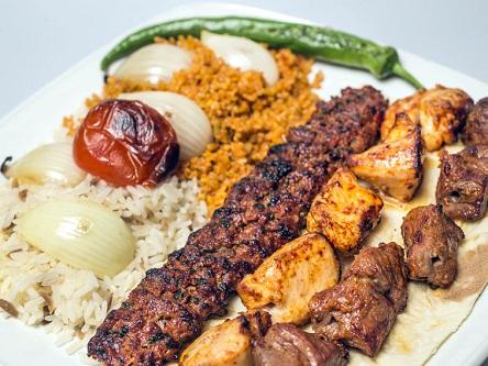 Hương vị ẩm thực Thổ Nhĩ Kỳ