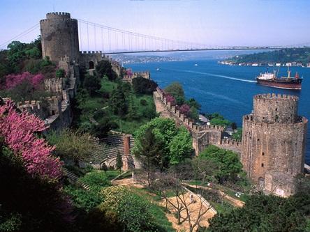 Các địa điểm du lịch tại Thổ Nhĩ Kỳ