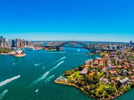 Úc - những địa danh nổi tiếng
