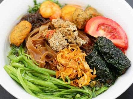 Bánh đa cua Hải Phòng, món ăn dân dã với thực khách