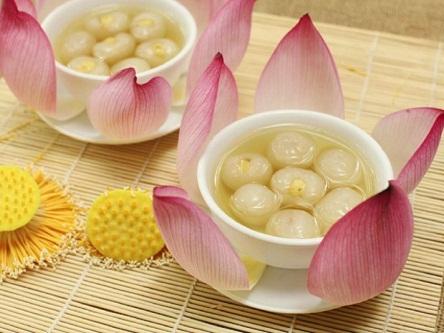 Chè cung đình, nét ẩm thực xứ Huế