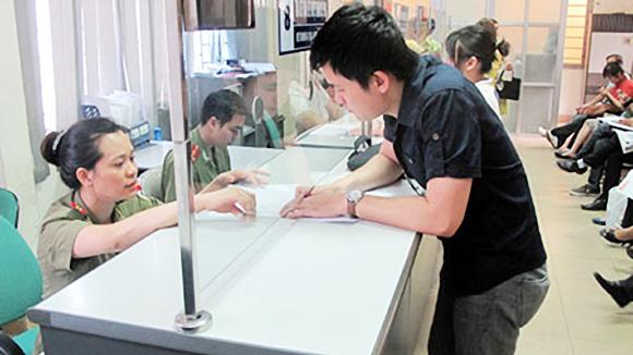 Cục quản lý xuất nhập cảnh (Vietnam immigration department) tại các tình phía Nam ở đâu?