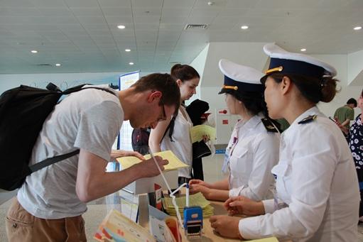 DỊCH VỤ ĐÓN KHÁCH - HỖ TRỢ làm thủ tục nhập cảnh tại Sân bay Quốc tế Việt Nam
